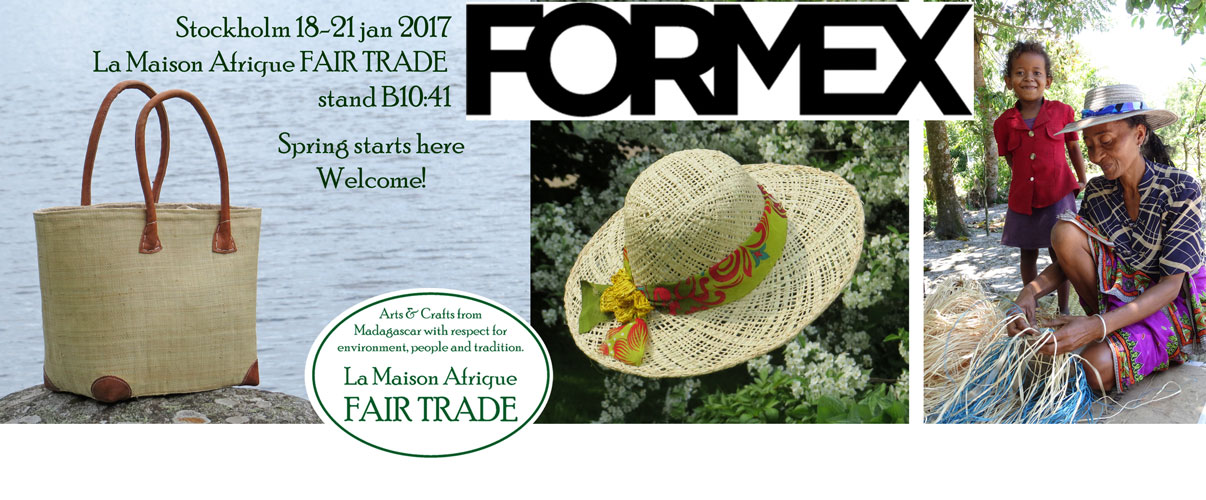 formex spring trade fair 2017 la maison afrique fairtrade